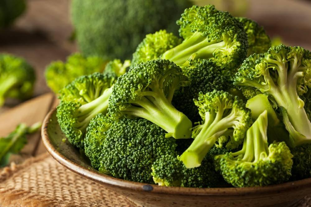 บล็อกโคลี่ มีสารอาหารที่เป็นจำพวกวิตามินทั้งเอและซี