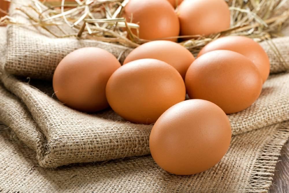 ไข่ไก่ ช่วยบำรุงในเรื่องของรากผม
