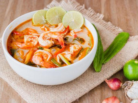 อาหารแซ่บๆ รสชาติจัดจ้านของคนไทย ยิ่งกินยิ่งดีต่อใจสุดๆ