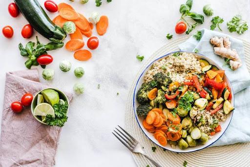 อาหารคลีน เมนูผัดผักรวมมิตรที่ดีต่อใจ