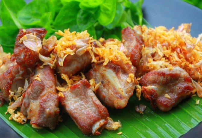 3 เมนูอาหารจานเด็ด ซี่โครงหมูทอด ที่บอกเลยว่าทำง่ายทานง่าย อร่อยมาก ๆ