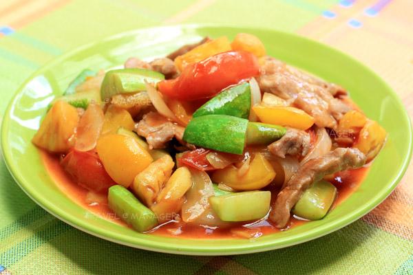 อาหารจากซอสมะเขือเทศ 1