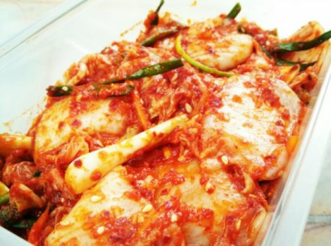 อาหารประเภทผัก 2