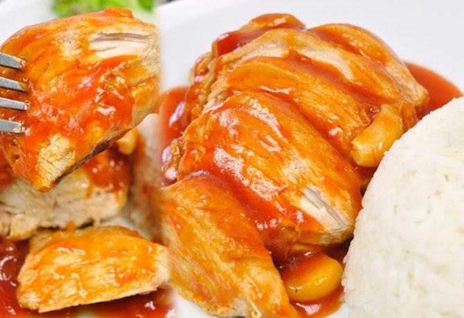 3 เมนูอาหารจากซอสมะเขือเทศ ที่อร่อยและทำง่ายไม่ควรพลาด