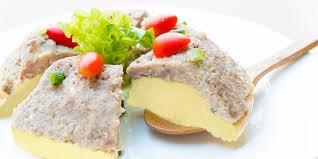 อาหารจากไข่กับหมู
