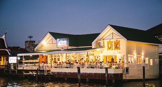 Steve Café & Cuisine เทเวศร์ ร้านอาหารใต้