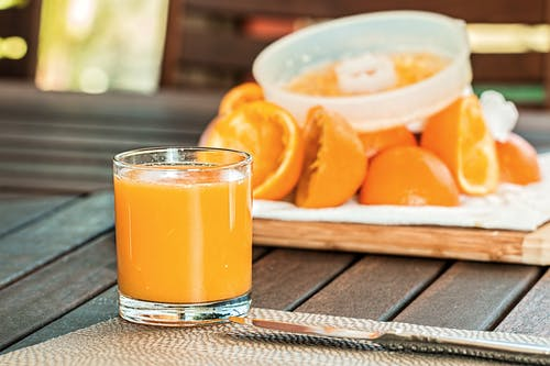 ผลิตภัณฑ์จากส้ม เพิ่มรสชาติให้อาหารจานโปรดของคุณ