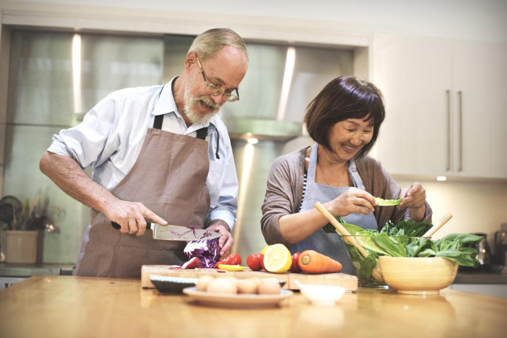 อาหารให้ผู้สูงวัย