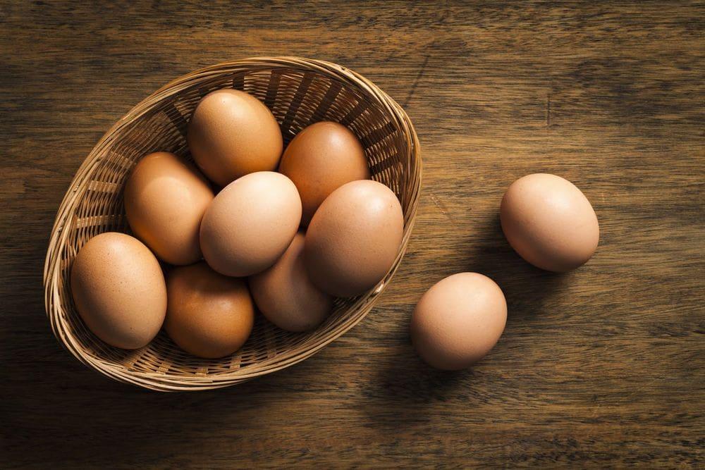 วัตถุดิบทำไชโป๊วหวานผัดไข่
