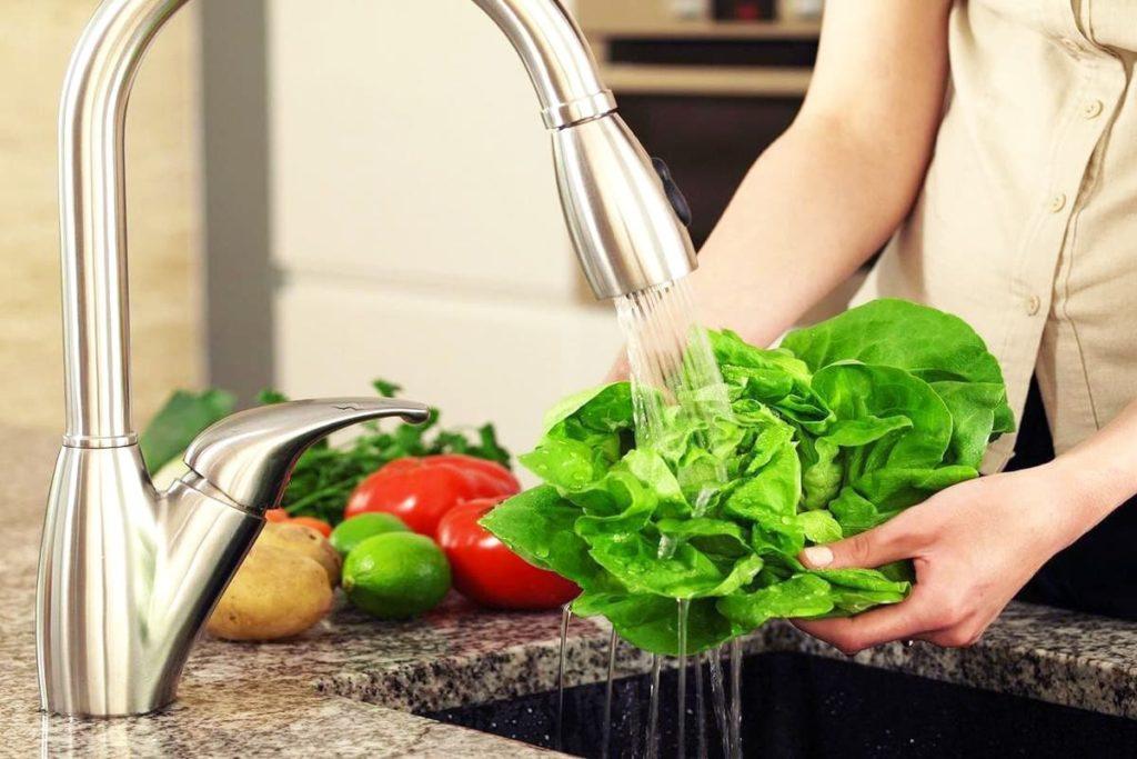 วิธีล้างผักผลไม้ให้ปลอดภัย จาก ยาฆ่าแมลง