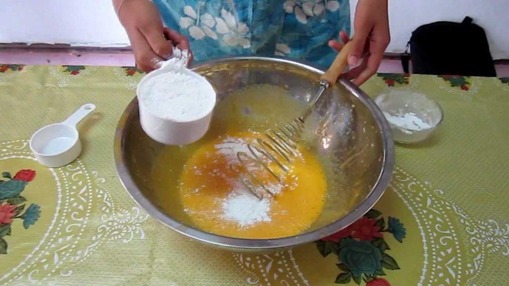 ขนมทองหยอด ขนมมงคล 9