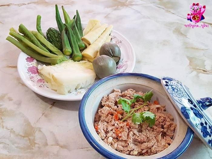 เคล็ดลับการทำ น้ำพริกปลาทูน่า
