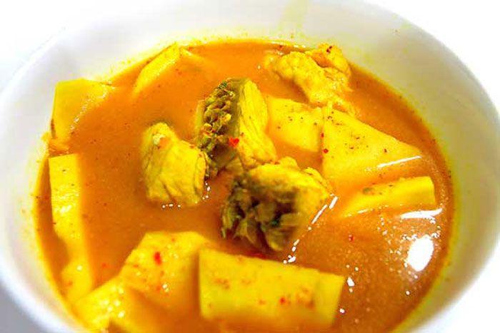 เคล็ดลับการทำ เมนู แกงส้มปลากระพงยอดมะพร้าวอ่อน