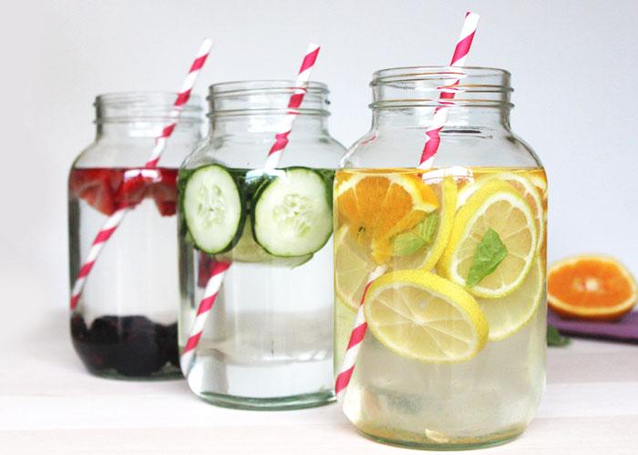 การดื่มน้ำเปล่า - หาผลไม้ที่ชื่นชอบ