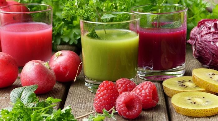 """ดื่มน้ำผักผลไม้ ช่วยล้าง """"สารพิษ"""""""