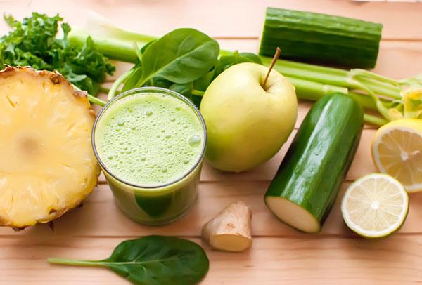 """ดื่มน้ำผักผลไม้ ช่วยล้าง """"สารพิษ""""-  ผิวพรรณสดใส"""